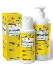 Babygella Detergente delicato capelli 250 ml