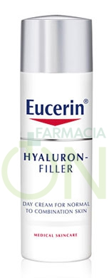 Eucerin Linea Hyaluron Filler Rigenerante Anti-Età Giorno Pelli Normali e Miste