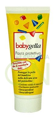 Babygella Linea Delicata Bambini Pasta Protettiva Idratante Delicata 100 ml