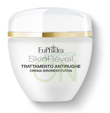 EuPhidra Linea Skin Reveil Crema Idrorestitutiva Antirughe Pelli Secche 40 ml