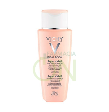 Vichy Linea Ideal Body Acqua Sorbet Anti-Rughe Opacizzante Idratante 400 ml