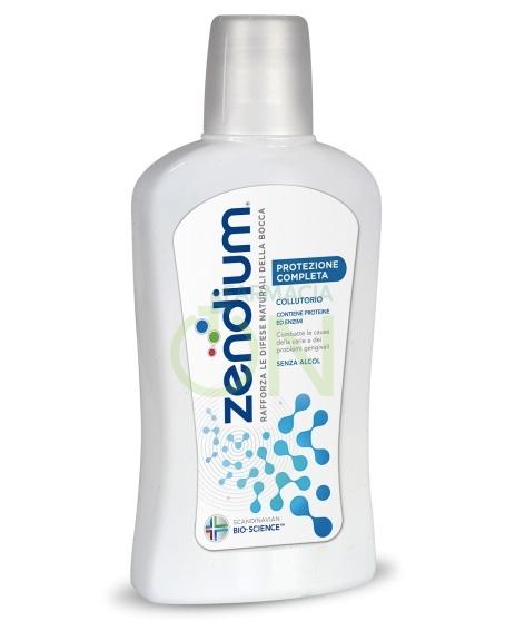 Zendium Linea Igiene Dentale Quotidiana Collutorio Protezione Completa 500 ml