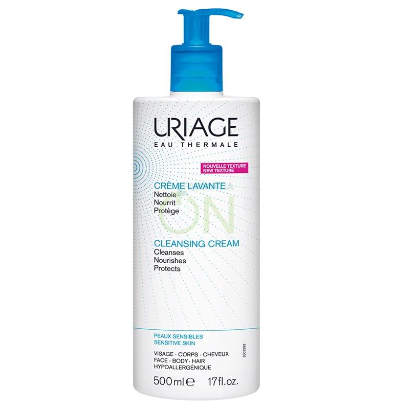 Uriage Linea Corpo Creme Lavante Detergente in Crema senza Sapone 1000 ml