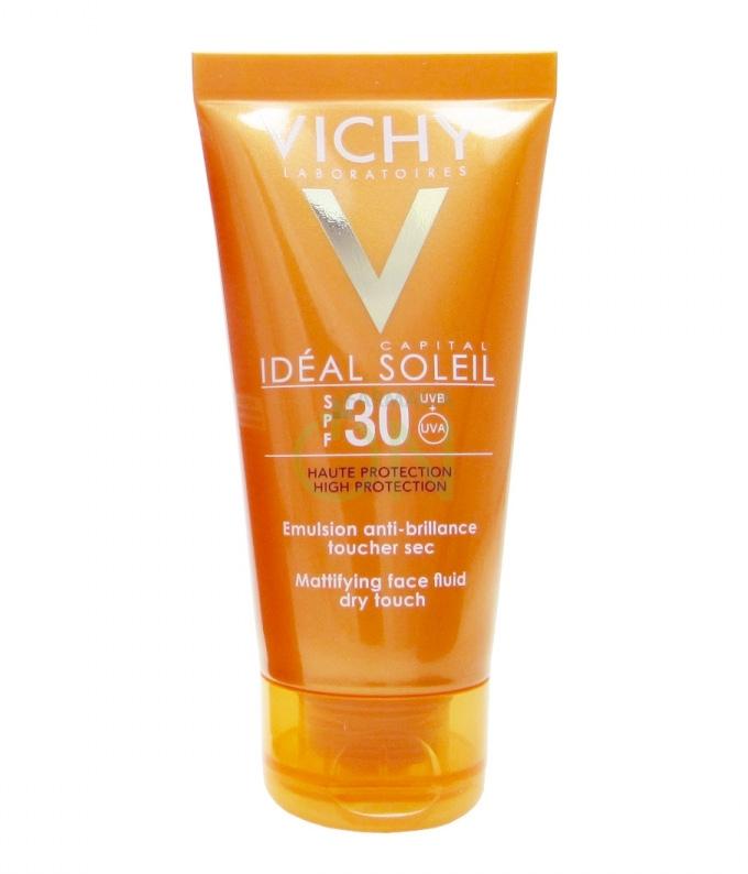 Vichy Linea Ideal Soleil SPF30 Dry Touch Emulsione Solare Asciutta 50 ml