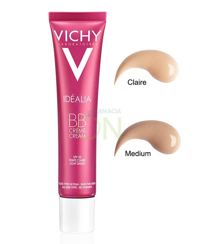 Vichy Linea Idealia Illuminante BB Cream SPF25 Illuminante Colore Medio 40 ml