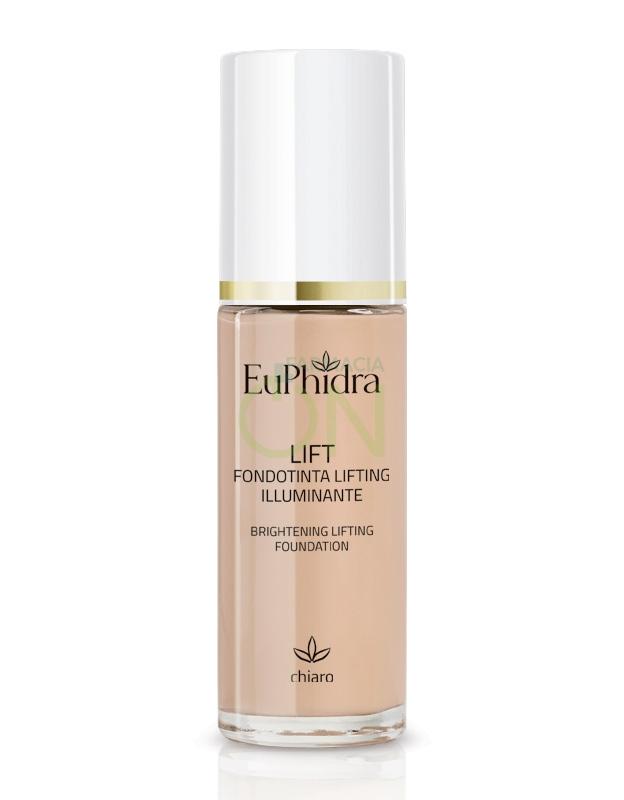 EuPhidra Linea Trucco Viso Base Fondotinta Lifting Illuminante Chiaro 30 ml