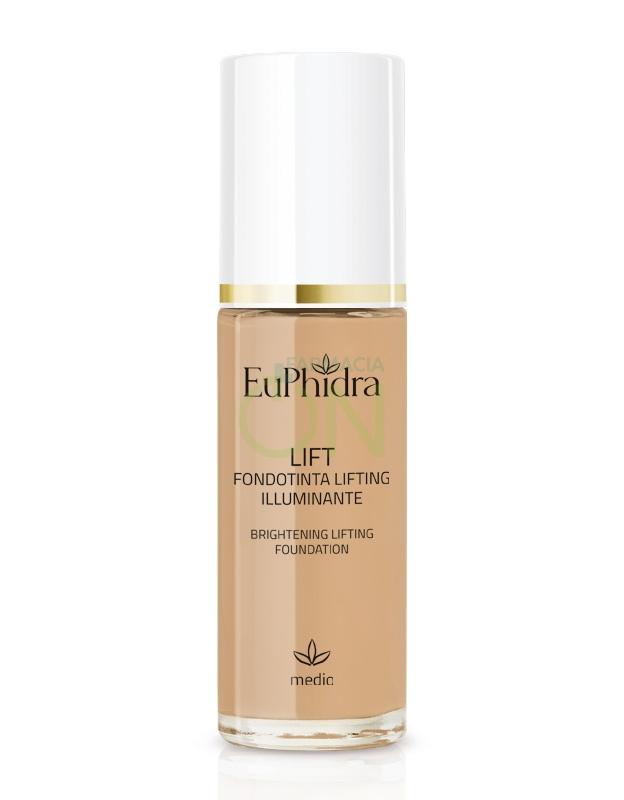 EuPhidra Linea Trucco Viso Base Fondotinta Lifting Illuminante Medio 30 ml