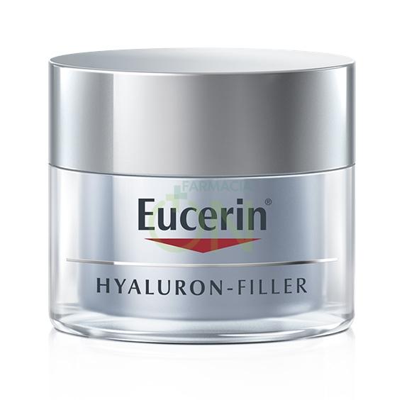 Eucerin Linea Hyaluron Filler Trattamento Antirughe Crema Notte 50 ml