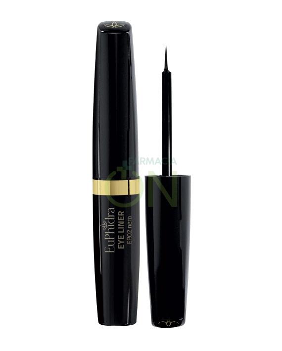 EuPhidra Linea Trucco Base Occhi Eye Liner Lunga Tenuta Colore EP02 Extra Nero