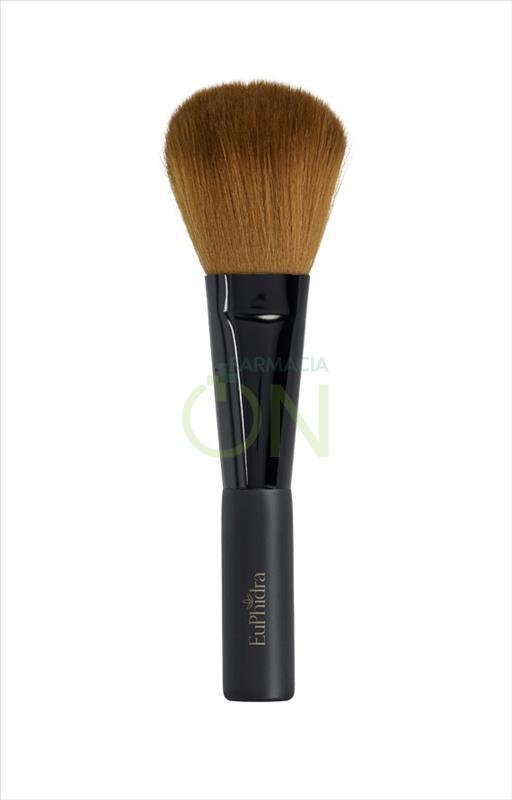 EuPhidra Linea Make-Up Base Pennello Terra per Ciprie e Polveri Compatte/Libere