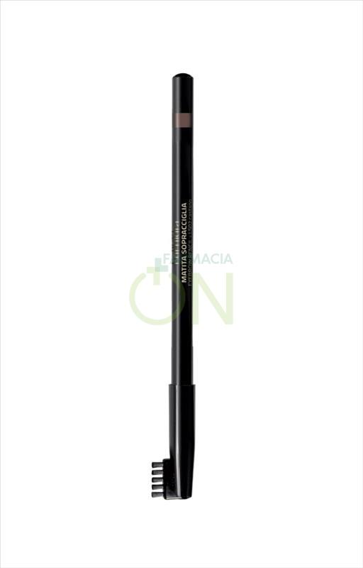 EuPhidra Linea Trucco Base Sopracciglia Matita Lunga Tenuta Colore LS02 Castano