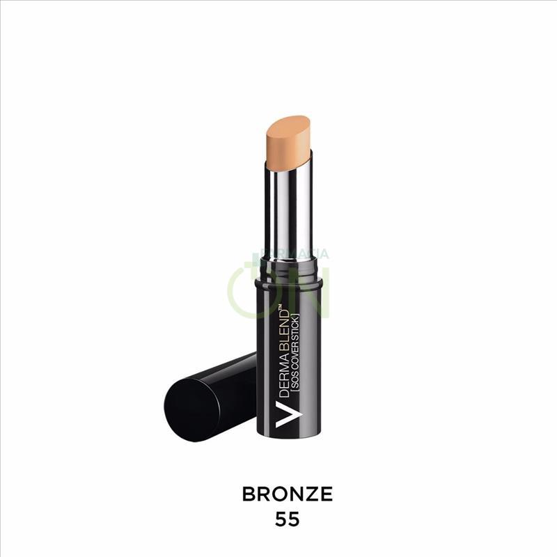Vichy Make-up Linea Dermablend SOS Cover Stick Correttore Elevata Coprenza 55