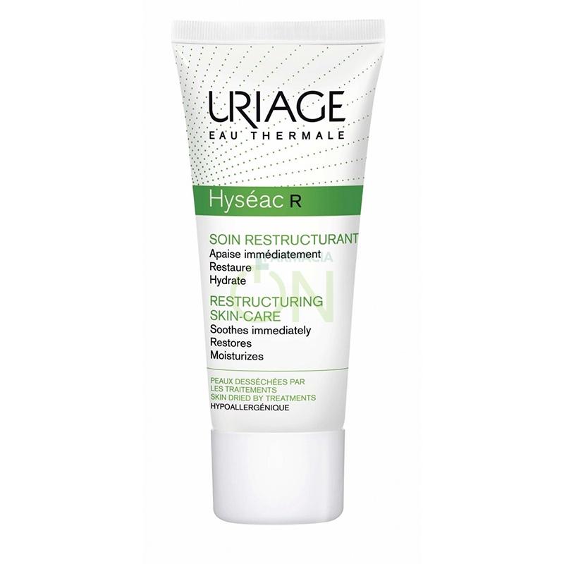 Uriage Linea Pelle Grassa Impura Hyseac R Crema Emolliente Idratante Viso 40 ml