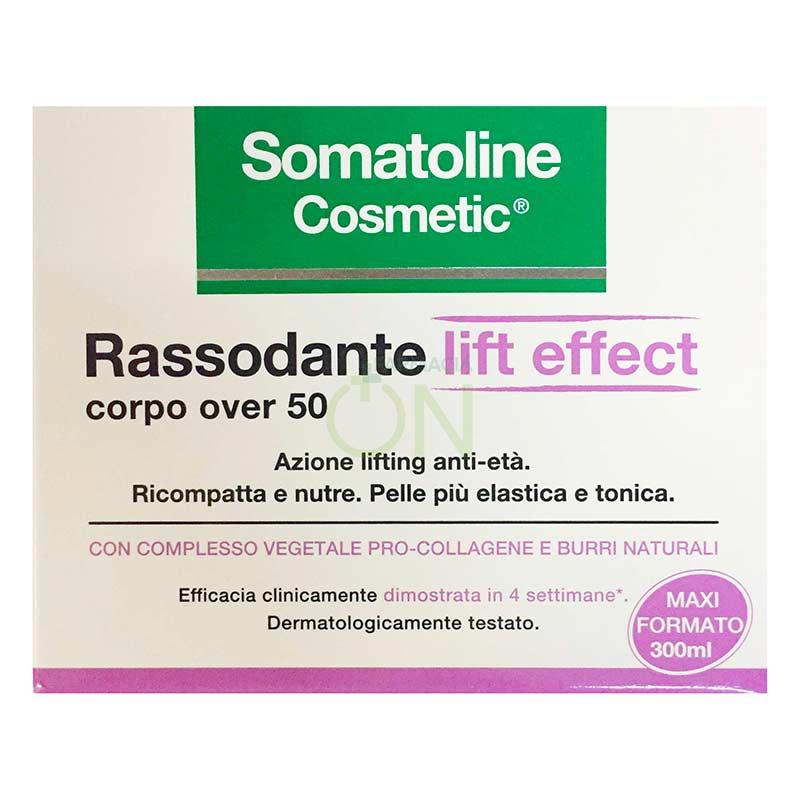 Somatoline Cosmetic Lift Effect Corpo Over 50 Rassodante Anti-Età 300 ml