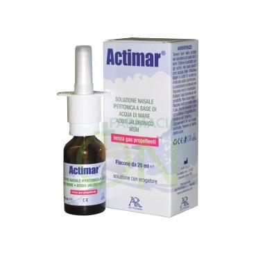 AR Fitofarma Linea Dispositivi Medici Actimar Soluzione Salina Ipertonica 3%