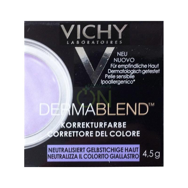 Vichy Make-up Linea Dermablend Correttore del Colore Elevata Coprenza Verde