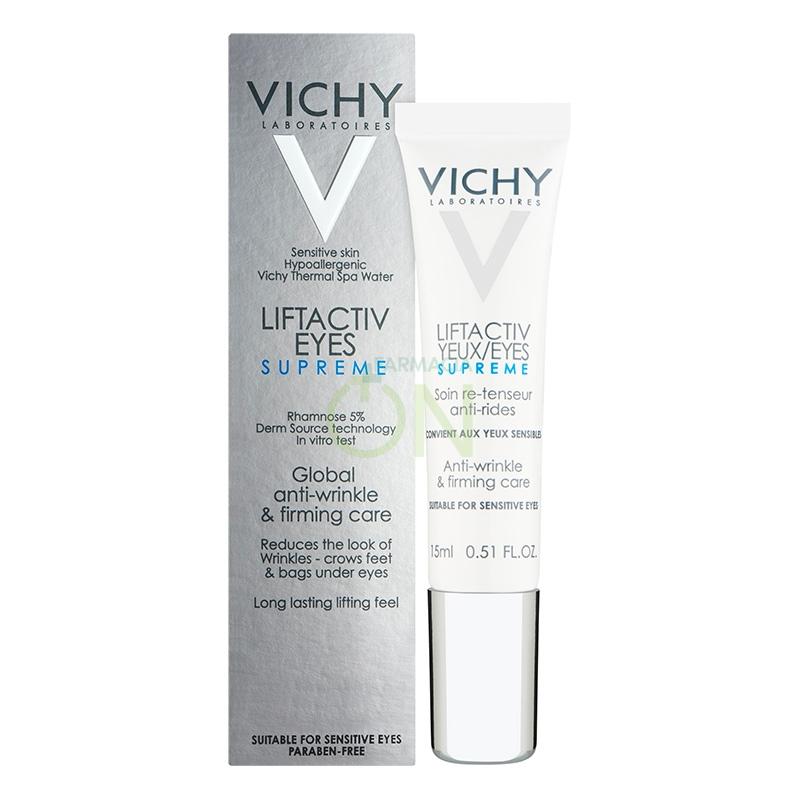 Vichy Linea Liftactiv Supreme Occhi Trattamento Anti-Rughe Rassodante 15 ml